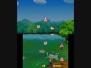 Mario & Luigi: Bowser's Inside Story + Bowser Jr.'s Journey для 3DS