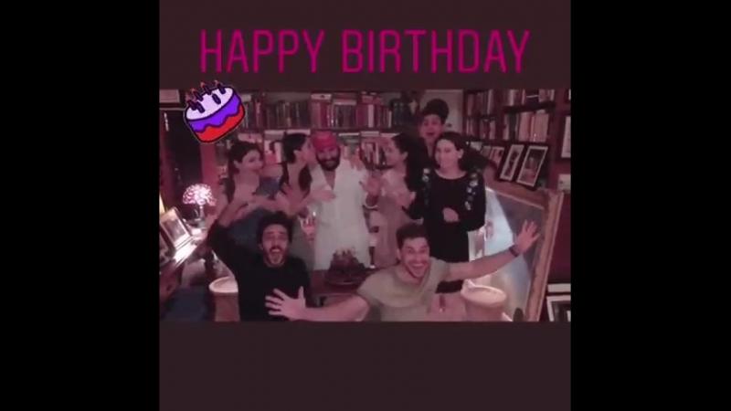 Happy birthday Saif