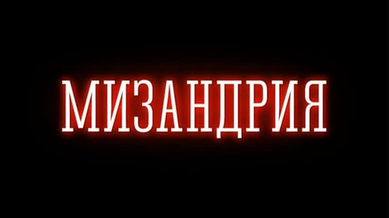 МИЗАНДРИЯ (Мужененавистничество). Фильм-лекция о мужском бесправии в РФ