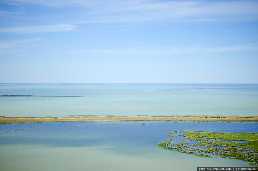 Озеро Чаны. Крупнейшее Западно Сибирское озеро