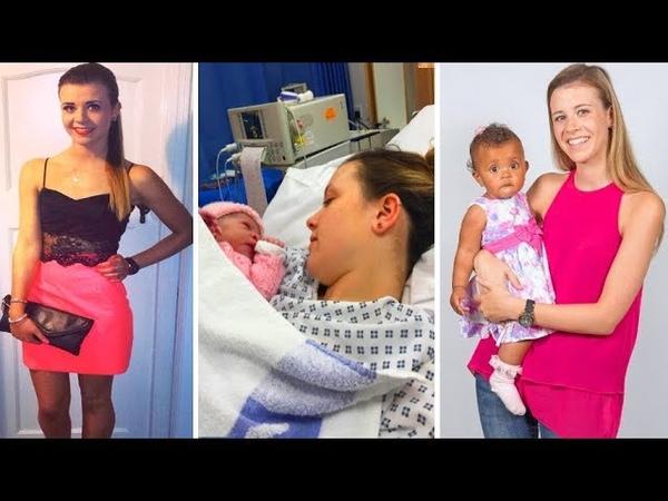 21-летняя девушка узнала о беременности только в день родов! Врачи были в шоке!