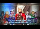 Fate_EXTELLA LINK - Release Date Announcement Trailer [PLAYSTATION 4]
