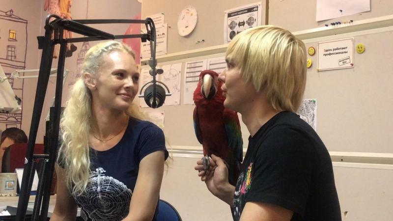 Дарья и Александр Оноприенко на Радио для двоих