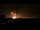 Syrien 17 09 2018 Israelischer Luftangriff Explosionen erschüttern Latakia