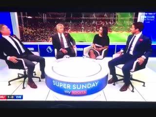 Graeme Souness just said Pogba has been good