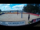 Beach volley Russia Syntul 2018 W 05 Terentieva-Tsyganova and Sviridova-Sviridova