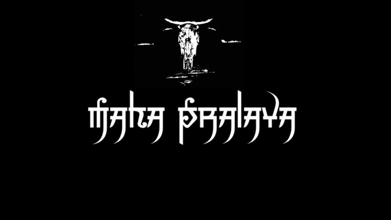 🅻 🅸 🆅 🅴 Maha Pralaya-live Ritual performance 2018 [Official release, HDRip] - Dark Ambient