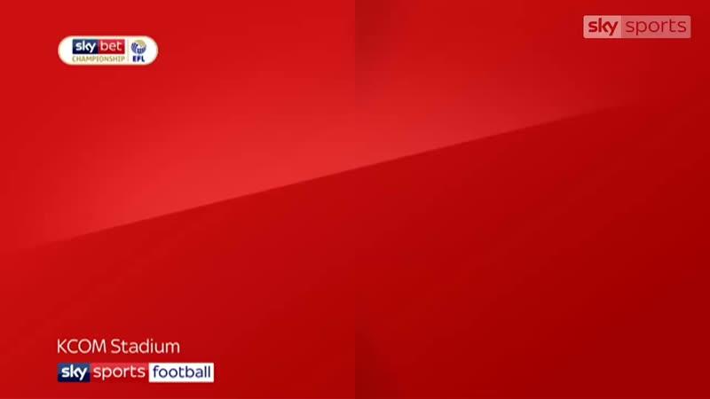 40 тур Халл Сити 3 1 Рединг Обзор матча