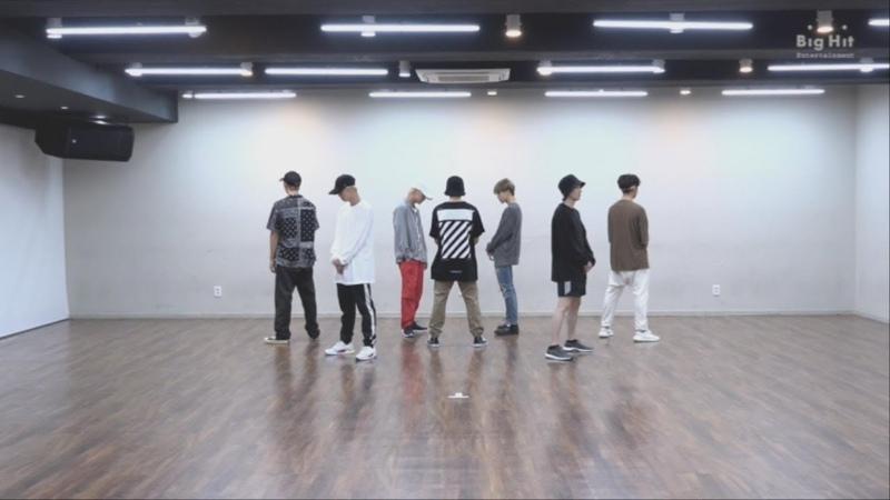 CHOREOGRAPHY BTS 방탄소년단 'IDOL' Dance Practice