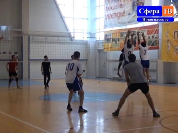 Турнир по волейболу посвященный дню работников СХ и ПП