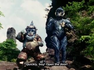 Kyōryū Sentai Zyuranger 17