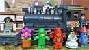 Железная дорога и поезда Игрушки для мальчиков Мультики для детей