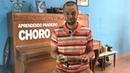 Aprendendo Pandeiro com Túlio Araújo - Choro