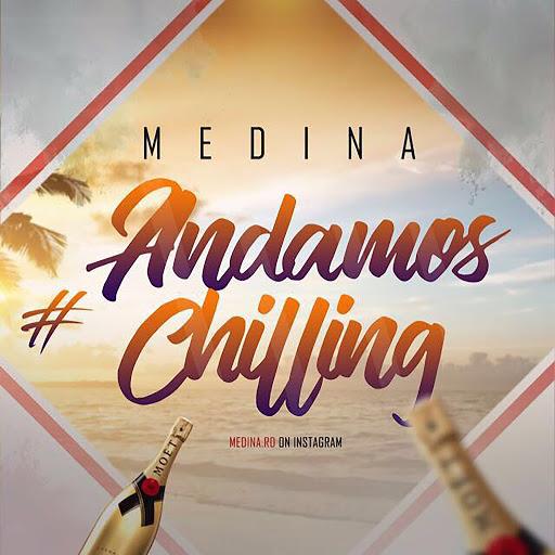Medina альбом Andamos Chilling