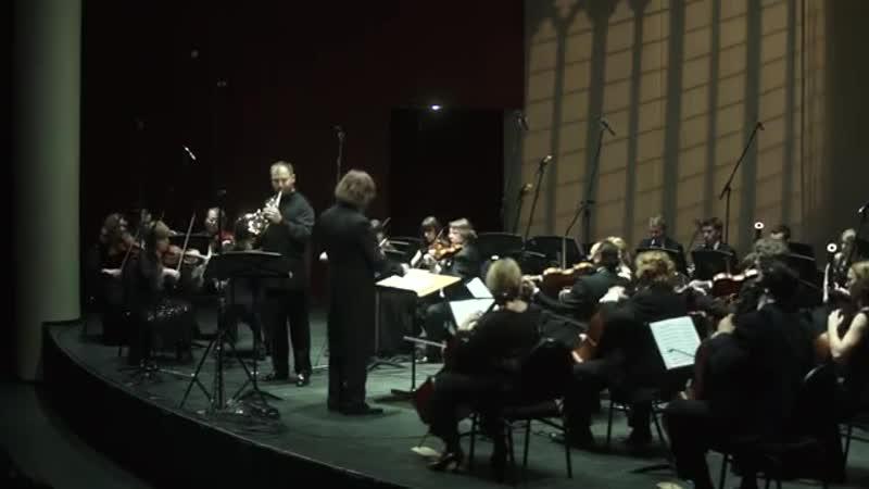 Stanislav Davydov plays Mozart Horn concerto №3 in E-flat major, KV 447