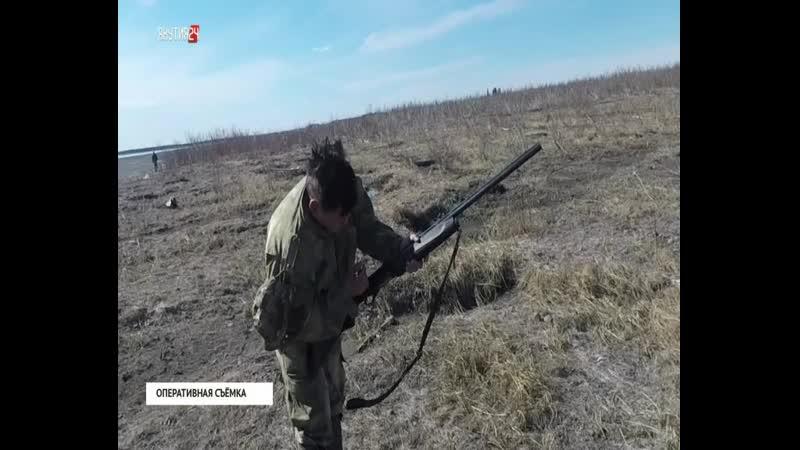Более 20 единиц оружия изъяли росгвардейцы в ходе рейда по охотничьим угодьям в Якутии