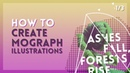 Easy Motion Graphics Illustration Techniques [1/3] | After Effects Tutorial