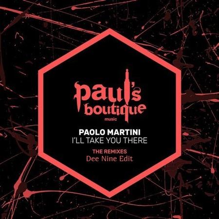 Paolo Martini - Ill Take You There (Dario DAttis Remix Dee Nine Edit) cut