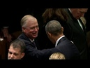 US and world leaders gather in DC for Bush funeral