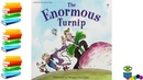 The Enormous Turnip Kids Books Read Aloud