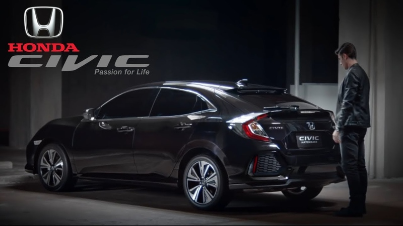 2019 Honda Civic Hatchback Official - All-New Civic Hatchback Experience