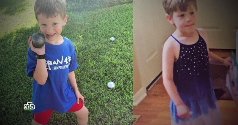 Мальчики становятся девочками: звездные дети вводят моду на смену пола