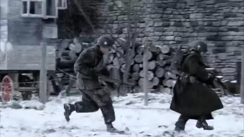 Sabaton Screaming Eagles Music Video из сериала Братья по оружию
