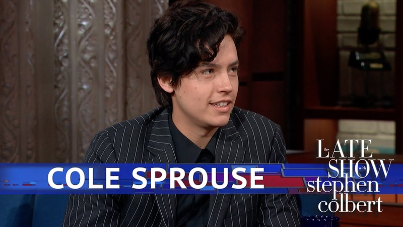 Cole Sprouse Had A Childhood Crush On His Friends Co-Star