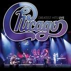 Альбом Chicago Greatest Hits Live