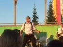 День города Анжеро-Судженск 07.07.2018 Кавер группа Байконур г.Новокузнецк