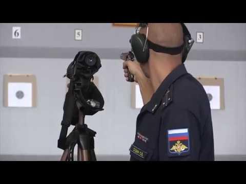 Чемпионат ВДВ по офицерскому троеборью август 2018 года