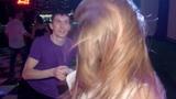 DJ Agent Smith Party. Michail Pon'kin &amp Valery Pon'kina. Zouk improvisation.