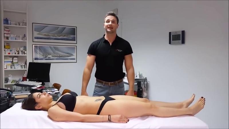 Unintended ASMR | Hot Italian Full Body Exam