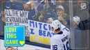 Mitch Marner gifts autographed stick for heartfelt moment on World Cancer Day