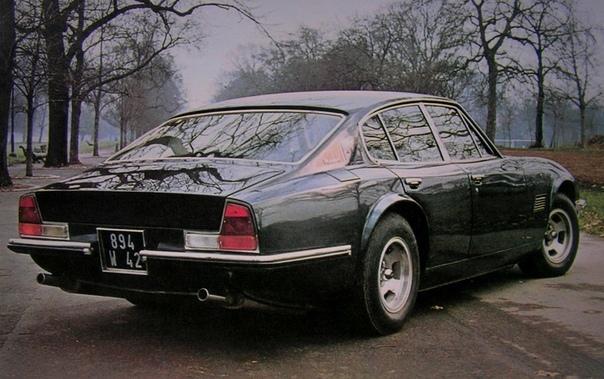 Monica 560 197474 В середине 60-х годов прошлого века французский промышленный магнат и большой любитель дорогих автомобилей Жан Тестевьен, занимавшийся выпуском железнодорожных вагонов,