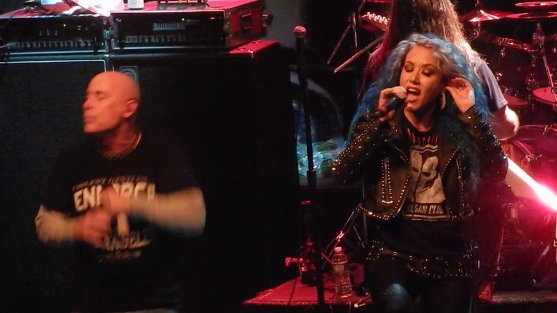 Metal Allegiance Aces High Hit The Lights Gramercy Theatre NYC 9 6 18 смотреть онлайн без регистрации
