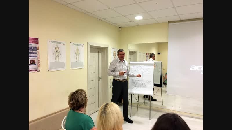 Применение лекарственного масла в процессе проведения оздоровительной программы Аюрведический детокс