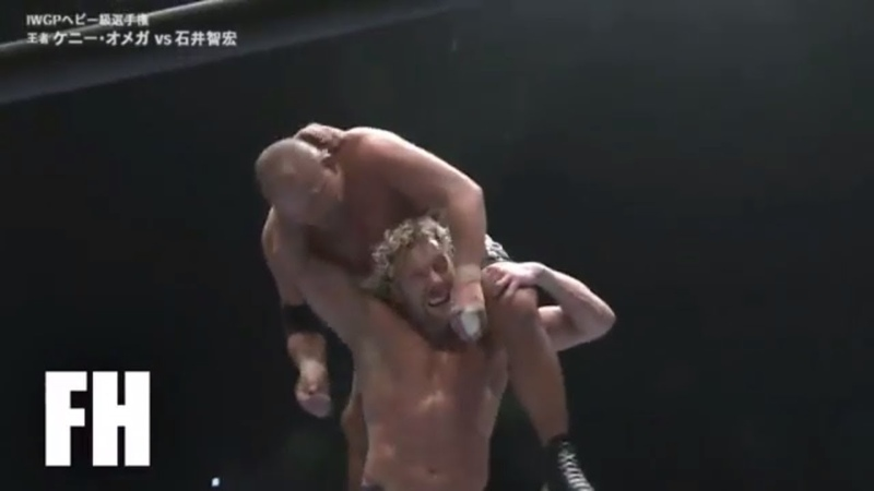 Tomorhiro Ishii vs Kenny Omega Highlights - NJPW Destruction in Hiroshima 2018