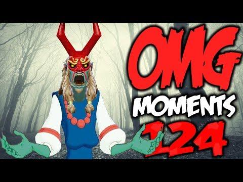 Dota OMG Moments 124