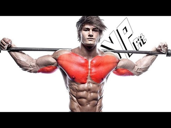 CHEST TRICEPS WORKOUT 🔥 JEFF SEID