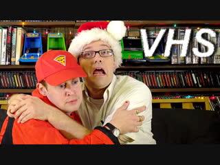 Angry Video Game Nerd 164 - Один дома и Калкин - VHSник