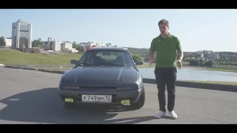 Mazda 323F. Старый, слепой и мега крутой! Autograf