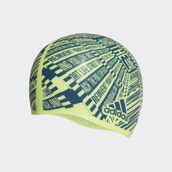 Плавательная шапочка Allover Print