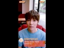 [170810] How Yoon Yongbin get close to Ha Sungwoon