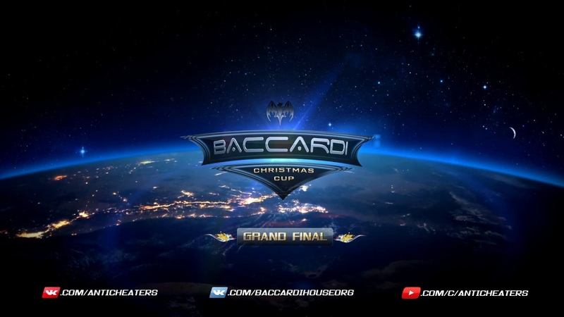 Baccardi Christmas Cup GRAND FINAL Time Factor vs hard_workers MAP1(de_mirage)