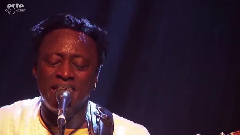 Habib Koite, Bamada - Live Africa (Festival Wurzburg)
