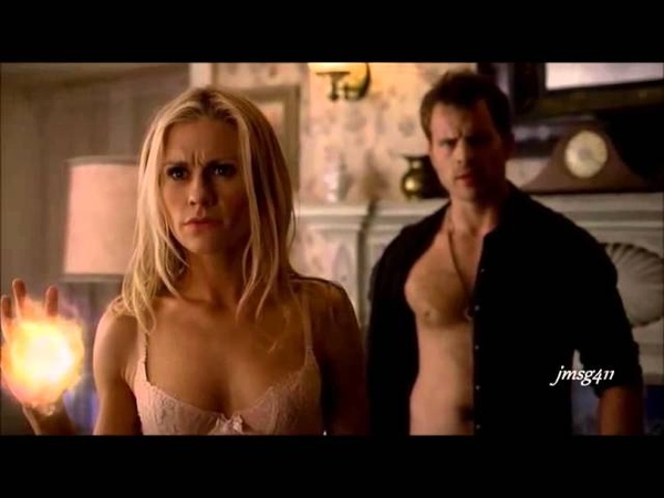 True Blood Bill and Jessica 6x5 Youre high!