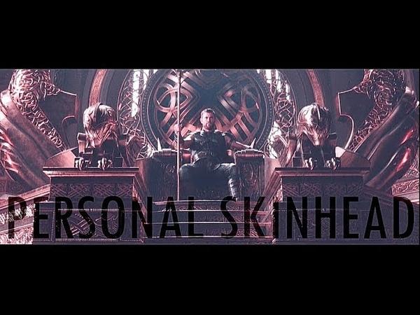 Marvel || Personal Skinhead