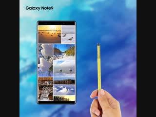 Galaxy Note9 S Pen.mp4