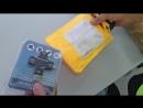 Тестер USB беспроводной Bluetooth DC вольтметр Текущий напряжения USB-C PD метр Вольт Ампер Амперметр детектор power bank зарядн